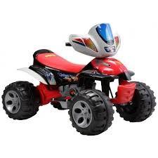 ATV ELECTRIC 12 VOLTI A22 Rosu