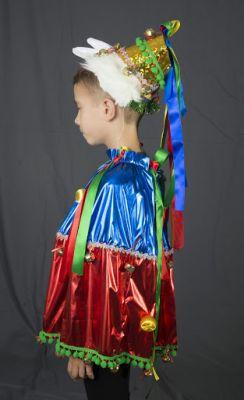 Costum capra de Craciun copii 942