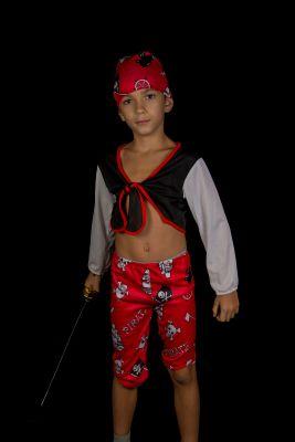Inchiriere Costum carnaval baieti pirat1504
