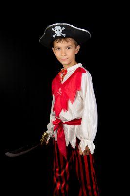 Inchiriere Costum carnaval baieti pirat 589