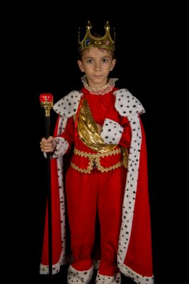 Inchiriere Costum Rege  467