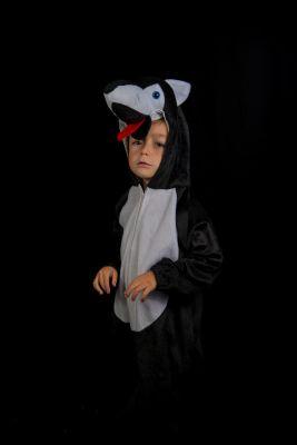 Inchiriere costum serbare copii Lup 037