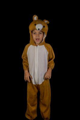 Inchiriere costum serbare copii Urs 0183