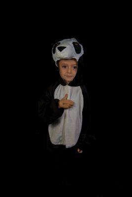 Inchiriere costum serbare copii Urs Panda 1512