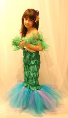 Inchiriere costum serbare fetite Ariel 215