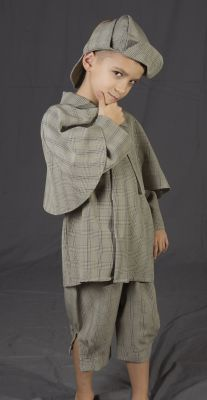 Costum serbare Sherlock Holmes 939