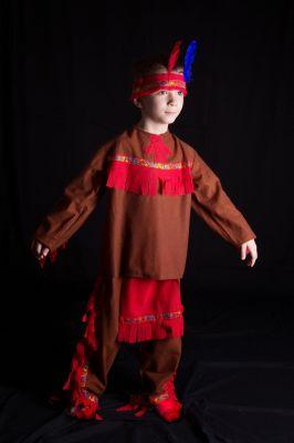 Inchiriere costum indian baiat 729