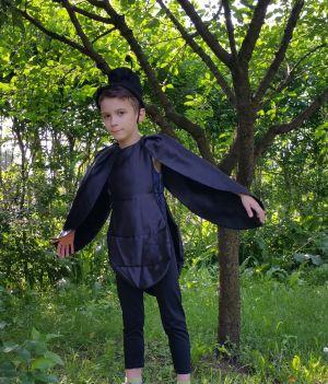 Costum serbare gandac, carabus, greier 0207