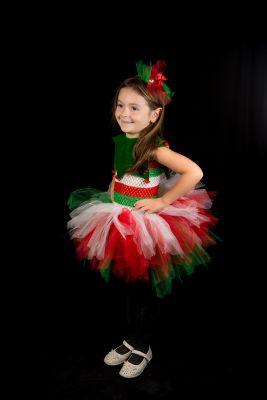 Costum serbare elf fetite 919V