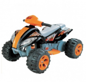 ATV ELECTRIC 6 VOLTI negru