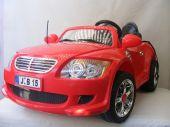 Masinuta electrica B15 12V rosie