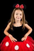 Costum fetite Minnie Mouse 223
