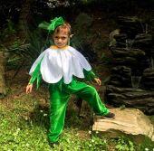 Costum serbare floare margareta pentru baieti 644