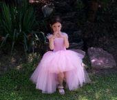 Rochita roz pentru ocazie 1302