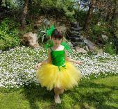 Costum fetite Floare Papadie 141