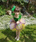 Costum serbare fetite Panseluta 38