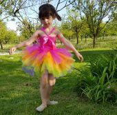 Rochita multicolor fetite 1408