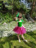 Inchiriere rochita serbare floare 1412