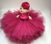 Rochita botez roz 984V
